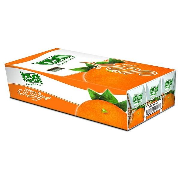 الربيع عصير برتقال 200مل 18 سلة رزق